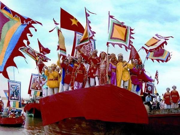 lễ hội văn hóa ở an giang